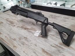 Fusil à Pompe FABARM STF 12 12/76 Black